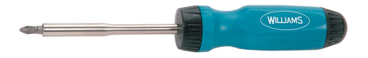 ratcheting screwdriver